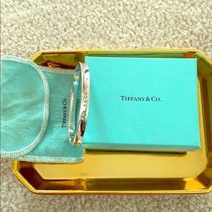 Tiffany & Co. Vintage 1837 Bangle